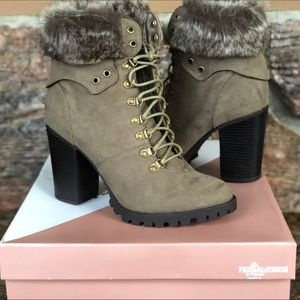 NEW  Fergalicious Jackie Booties